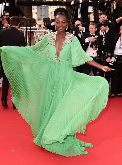 Lupita-Nyong'o-at-Cannes-Red-carpet